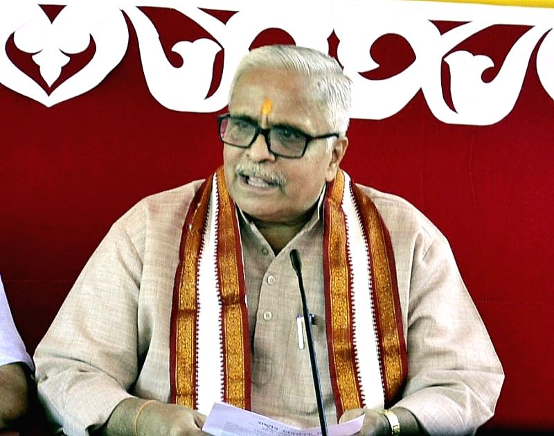 Bhaiyaji Joshi. (File Photo: IANS)