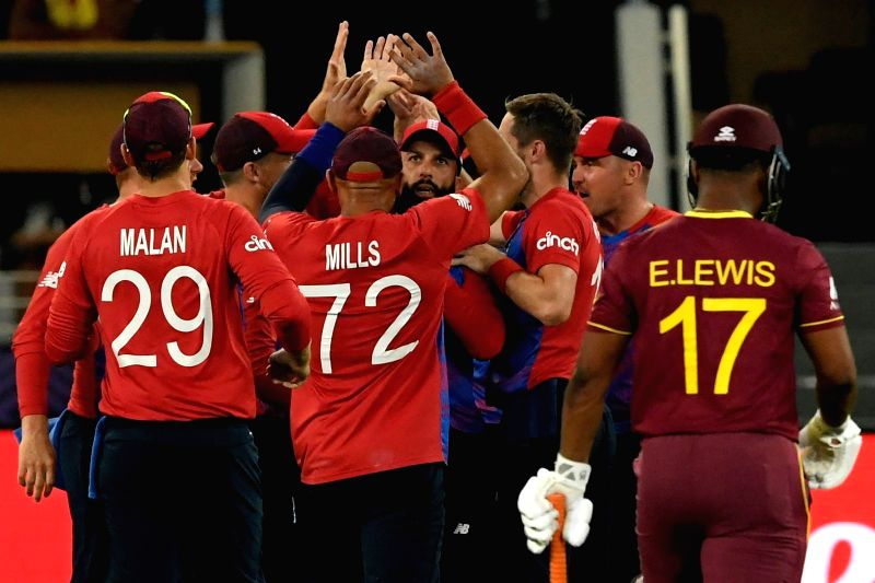 T20 World Cup: England start with 6-wicket win over West Indies.