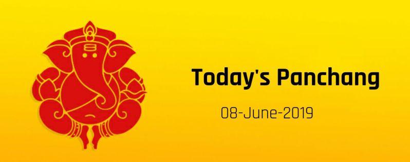 Today Panchang June 08, Saturday, rahu timings, shubh
