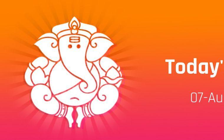 Panchang August 07, Friday - Today is Sankashti Chaturthi; Know vrat timings, shubh muhurat, rahu kaal