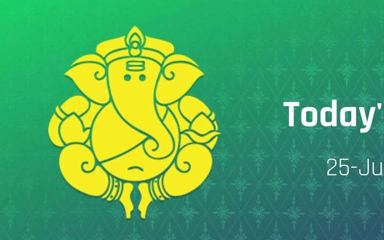 Today Panchang June 25, Friday, Ashadha begins (Purnimanta), rahu timings, shubh muhurat, tithi, rahu kaal & choghadiya