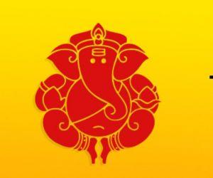 Durga Ashtami Vrat Panchang showing today's shubh muhurat, tithi timings, rahu kaal