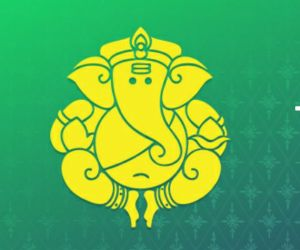 Chaturthi Vrat Panchang showing today's shubh muhurat, tithi timings, rahu kaal