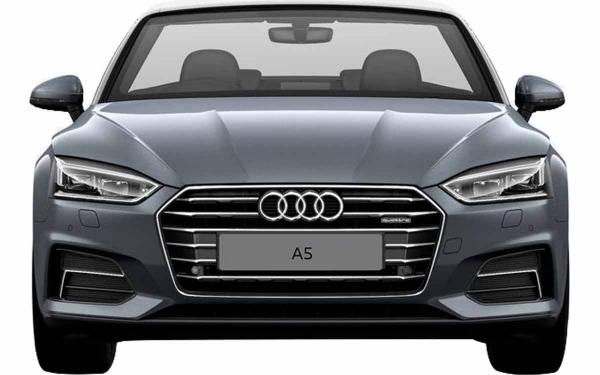 Audi A5 Cabriolet Exterior Front View