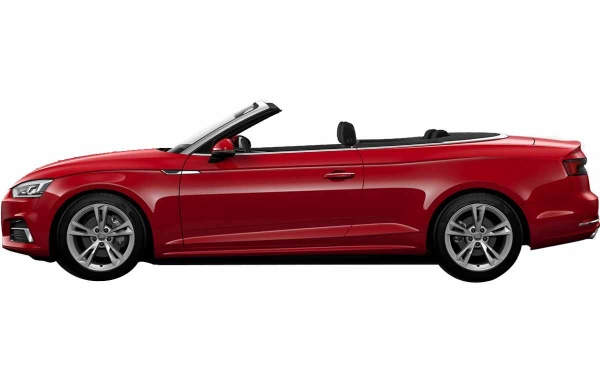 Audi A5 Cabriolet Exterior Side View