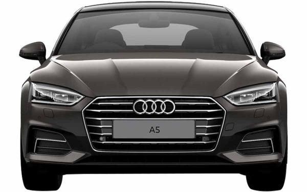Audi A5 Exterior Front View