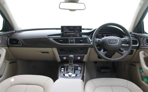 Audi A6 Matrix India  A6 Matrix Price  Variants of Audi A6