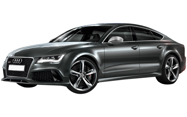 Audi RS 7 Exterior Front Side View