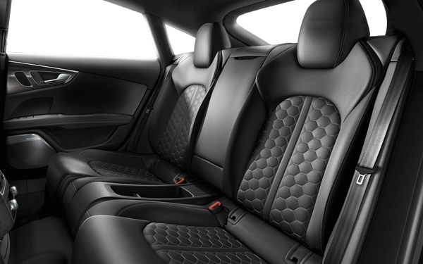 Audi RS 7 Interior Rear Side View