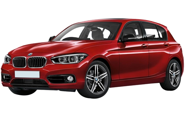 The appearance of the BMW 1 Series Photo 3