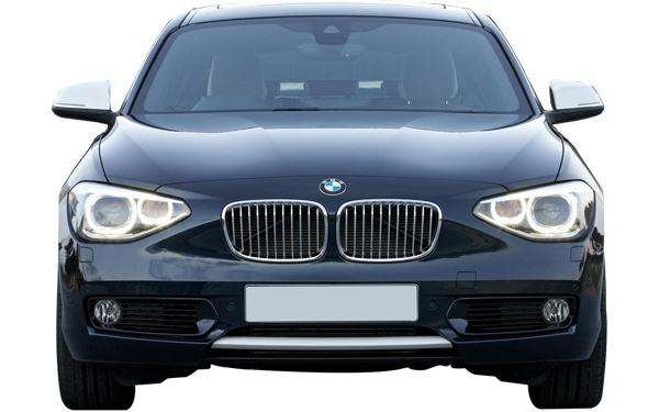 The appearance of the BMW 1 Series Photo 2