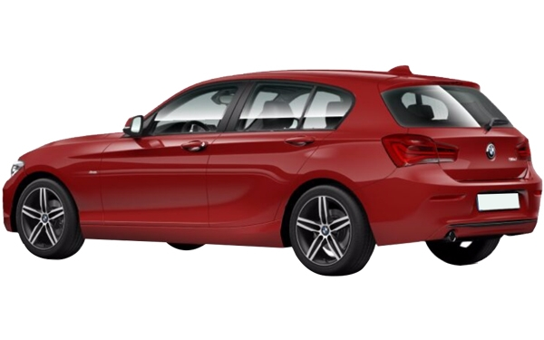 The appearance of the BMW 1 Series Photo 5
