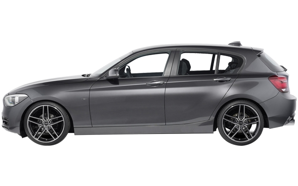 The appearance of the BMW 1 Series Photo 4