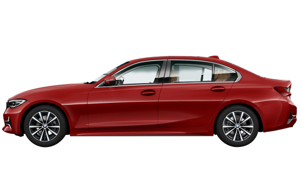 BMW 3 Series Gran Limousine Exterior Side View