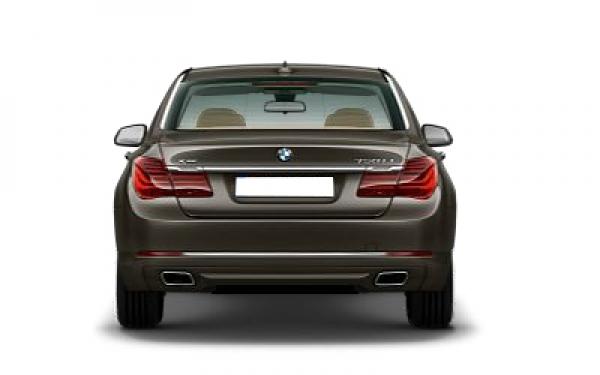 1 14 Photos BMW 7 Series Back View