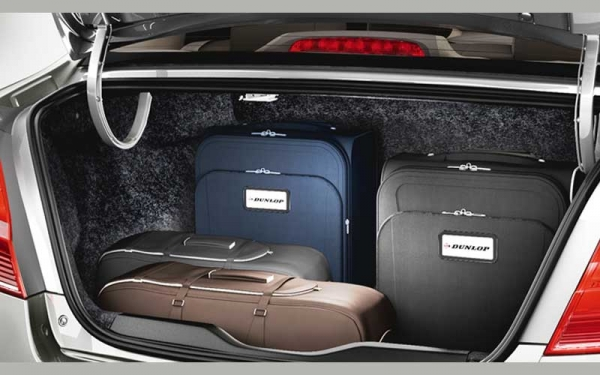 Chevrolet Sail boot space