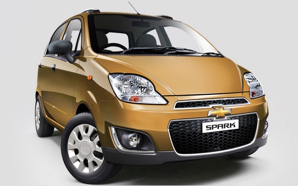 Chevrolet Spark Specifications Features Price