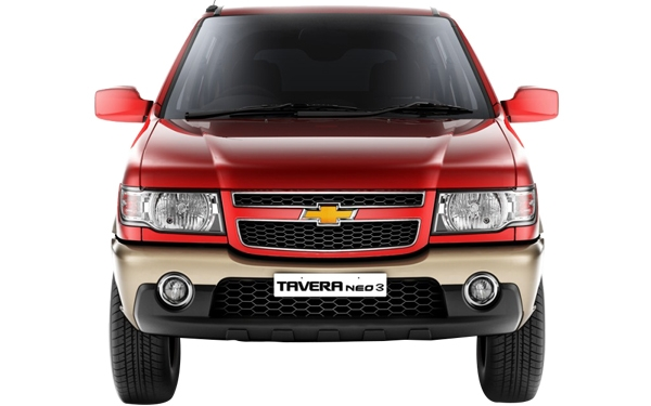 Chevrolet Tavera Specifications Features Price Performance Of