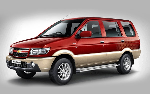 Chevrolet Tavera Photos | Tavera Interior and Exterior Photos. Tavera Features