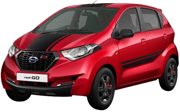 Datsun Redi Go, India   Redi Go Price   Variants of Datsun ...