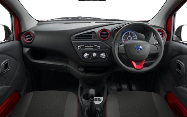 Datsun Redi Go, India | Redi Go Price | Variants of Datsun ...