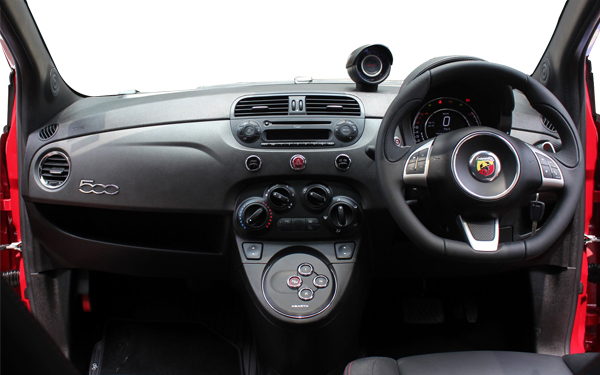 Fiat 500 Abarth 595 Photos | 500 Abarth 595 Interior and Exterior ...