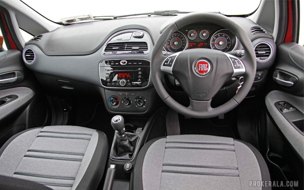 Fiat Punto EVO Photos | Punto EVO Interior and Exterior Photos ...