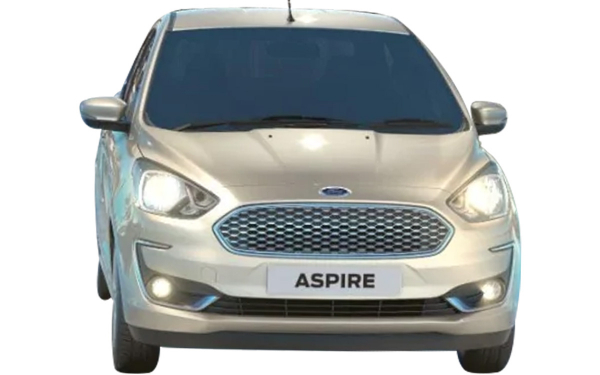 Ford Aspire Exterior Front View