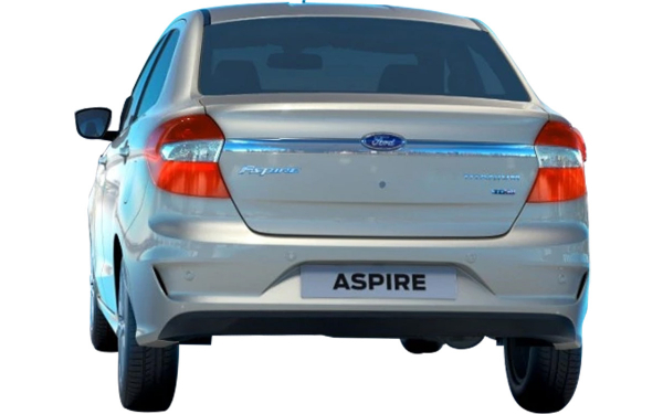 Ford Aspire Exterior Rear View