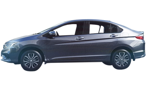 Honda City Exterior Side View