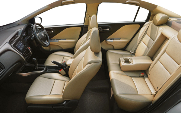 Honda City Interior Side View