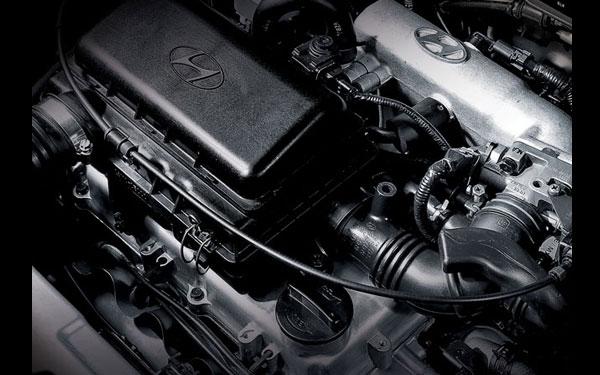 Hyundai  Santro Xing 1.1L eRLX  Engine
