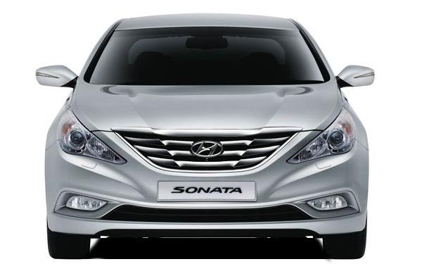 Hyundai Sonata front
