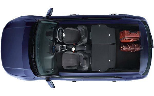 Hyundai Venue Interior Top View