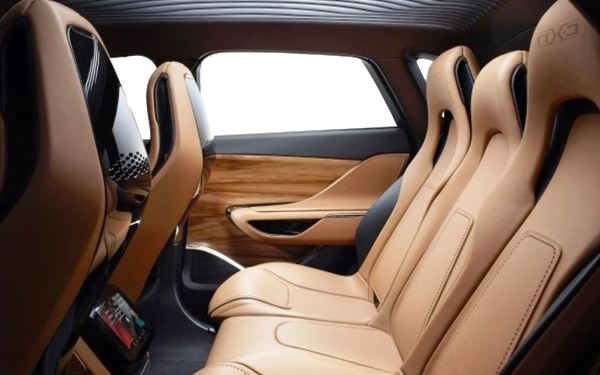 Jaguar F Pace Photos F Pace Interior And Exterior Photos