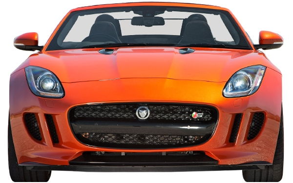 1 / 12 Photos The Exterior Of The Jaguar F Type Photo 0