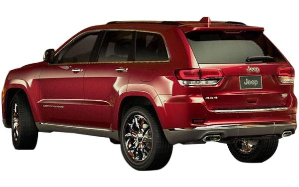 Jeep Cherokee exterior Photo 6