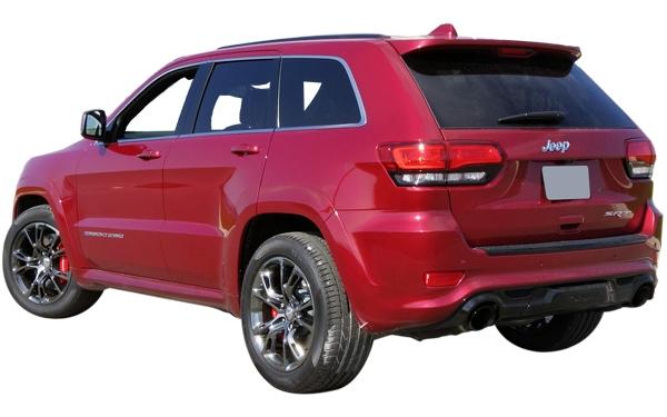 Jeep Cherokee exterior Photo 7
