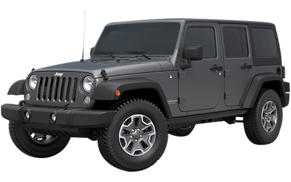 The exterior appearance of Jeep Wrangler Photo 1