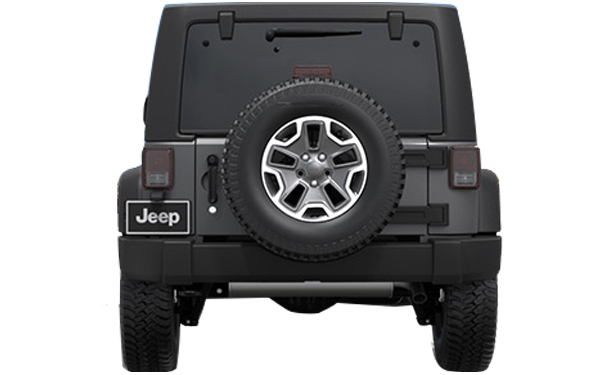 The exterior appearance of Jeep Wrangler Photo 4