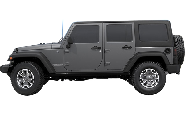 The exterior appearance of Jeep Wrangler Photo 2