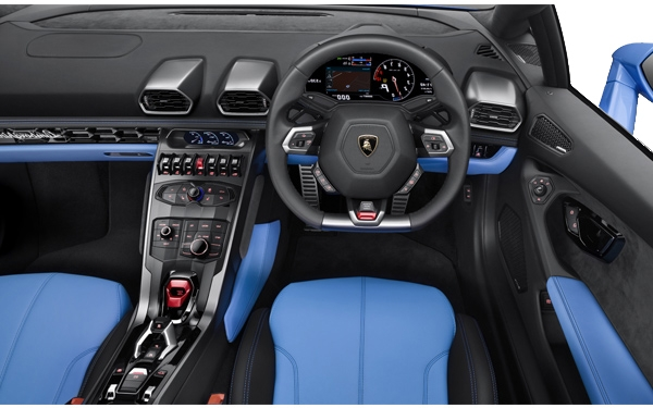 lamborghini huracan photos huracan interior and exterior. Black Bedroom Furniture Sets. Home Design Ideas