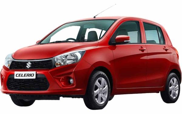Maruti Suzuki Celerio Exterior Front Side View