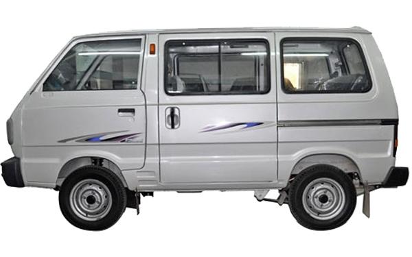 Maruti Suzuki Omni Photos   Omni Interior and Exterior ...