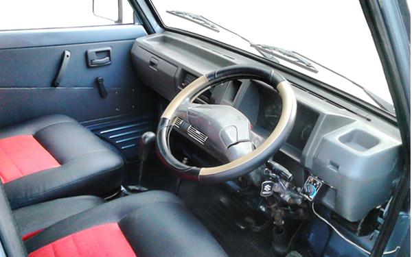 Maruti Suzuki Omni Photos Omni Interior And Exterior