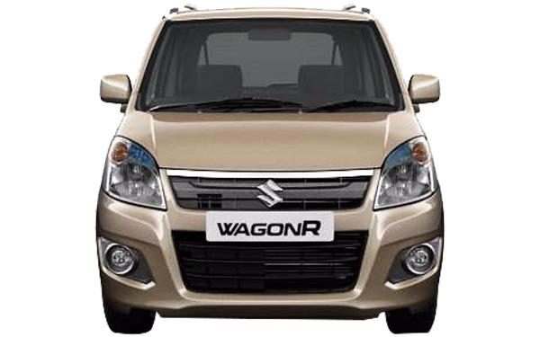 Maruti Suzuki Wagon R Exterior Front View