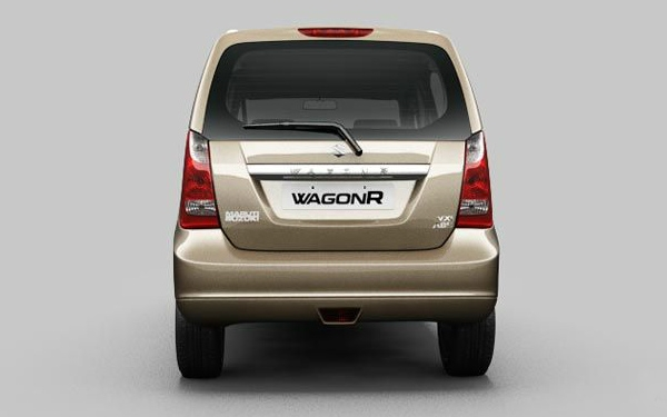 Maruti WagonR back view