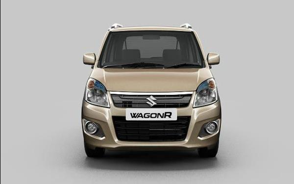 Maruti WagonR front view