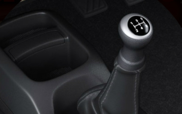 Maruti WagonR gear knob