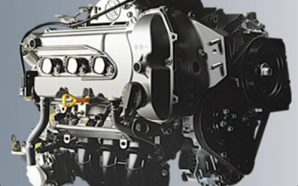 Maruti WagonR K Series engine